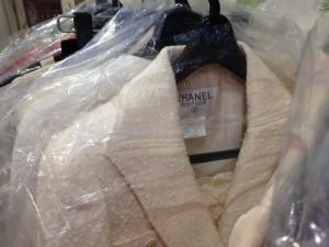 シャネルのスーツ